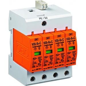 OBO CombiController V25 4-polig met optisch signaal 280V