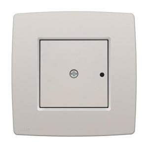 Niko RF System bedieningselement Grijs 102-77001