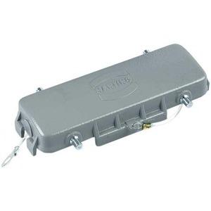 Harting 411 beschermkap industriële connector rechthoekig 09300245425