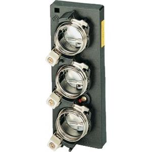 Eaton Railzekering, 63A, 690 V, DIII/E33, pasring