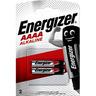 Energizer Batterij max AAAA LR61 (blister a 2 stuks)