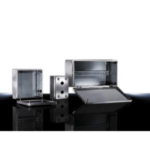 Rittal KL Kast 300x200x120 RVS 1.4301