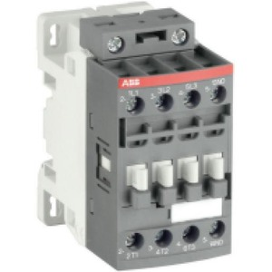 ABB Magneetschakelaar 7,5kW 400V 3P 1NC Met laag spoelvermogen, v PLC aa
