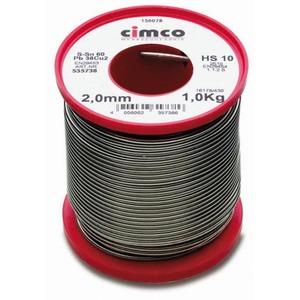 Cimco SOLDEERTIN .-S 60% 2305EH/3MM/250