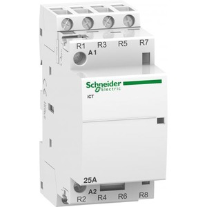 Schneider Electric ICT MAGNEETSCHAKELAAR 4P 4V 25A 24V