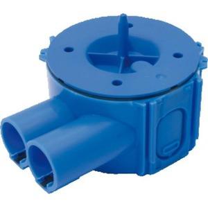 ABB HAF Multigietbouwdoos 2x 19mm, 40mm diep.