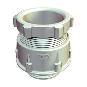 OBO Wartel conisch, IP54-65 M40, PS, lichtgrijs, RAL 7035