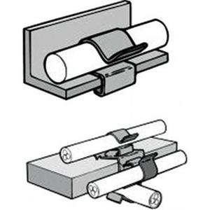 JMV PCC bevestigingsklem 12-20mm 4,5-30mm 9003595