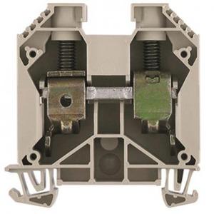 Weidmuller WDU 35 BEIGE RAILKLEM 102050