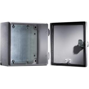 Rittal EB E-Box 200x200x120 1D 1MPL RAL7035