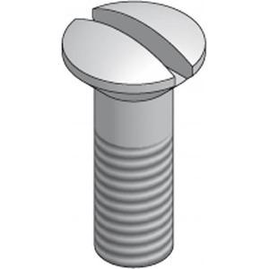 Stago Schroef m6x10 vertand (1 st=100)