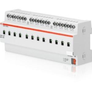 ABB Busch-Jaeger KNX uitgang 12x16/20AX DIN-rail