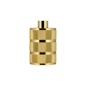 Bailey LAMPHOLDER ALU GRID E27 GOLD