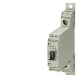 Siemens AG AUTOMAAT 1P 2A VOOR STUURSTROOMCIRCUITS