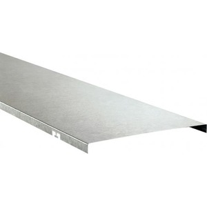 Stago Performa Afdekgoot 2000x100mm Staal 4541110