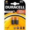 Duracell Batterij alkaline 1,5V MN9100 autocel (blister 2 stuks)