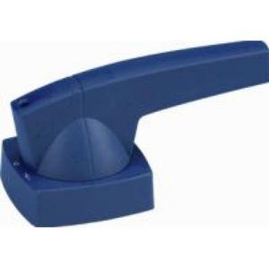 Eaton Draaigreep 10mm voor montageafdekking blauw