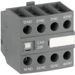 ABB Hulpcontact frontmontage 4blok 4no tbv magneetschakelaar af26 af38..-30-
