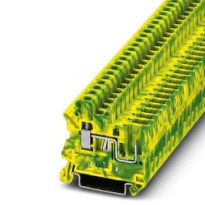 Phoenix Contact UT aardrijgklem 0,14-4mm Groen/geel 3045606