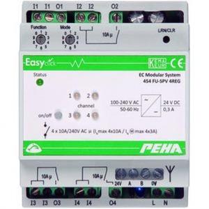 Peha Easyclick-module-schakelen met SPV, 4-kanaals, 4 TE