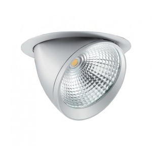 Lumiance SIGNO 205 LED 44W 3000K STANDAARD ZILVER