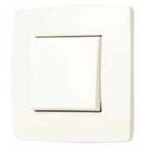 Eaton Wandschakelaar niko original compleet 1-voudig wit