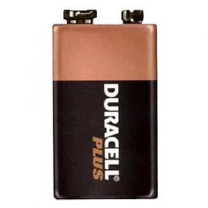 Duracell MN1604 E-BLOCK 9V ALKAL P/ST