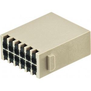 Harting 407 contactblok industriële connector 12 09140122632