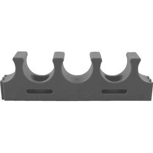 Mepac KB 2 Kabelbuisklem 19-19mm Kunststof 413216