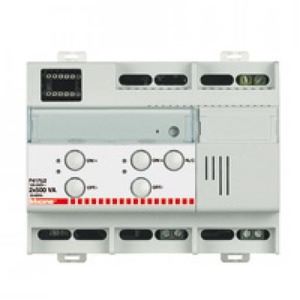 Bticino My Home universele dimmer 2x400W