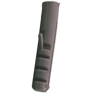 Mepac plug 5mm grijs