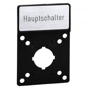 Schneider Electric ETIKET+HOUDER