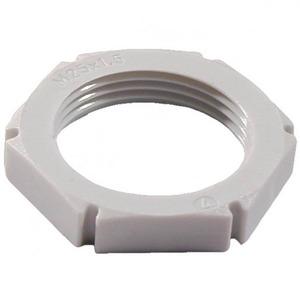 Wiska Contramoer kunststof pg29 grijs glasvezelversterkt