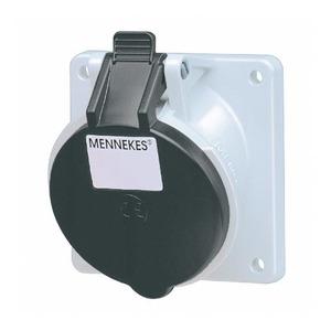Mennekes INBOUWCONTACTDOOS 16A4P 7H500V IP44, FLENS 85X85MM