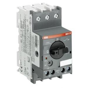 ABB Motorbeveiligingsschakelaar Range 8-12 A Incl. hulpcontact 1M+1V