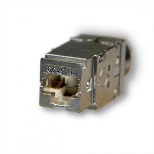 NCS LANMARK-7A GG45 12C SNAP-IN CONNECTOR CAT 7A SCREENED