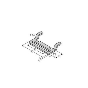 Outstanding 6901026 Turck Accessories Mounting Bracket For Linear Caraccident5 Cool Chair Designs And Ideas Caraccident5Info