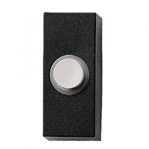 Honeywell Home Beldrukker verlicht opbouw zwart 60x26x24mm-Lightspot