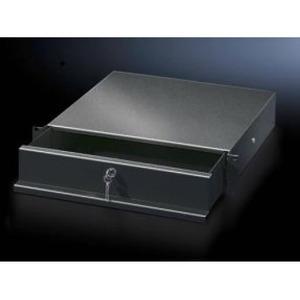 Rittal TS-IT Componenten uitbouw kast Schuiflade H133mm B411mm D427mm 5502325
