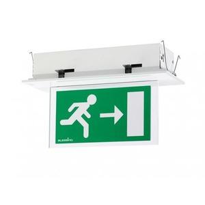 Eaton Blessing LED, inbouw, permanent, signalering, centraal, geadresseerd, kleur wit