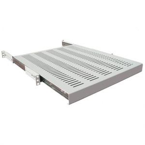 Gigamedia 250 Componenten uitbouw kast Glijrail H44,45mm B410mm D600mm GGM ALEG600N