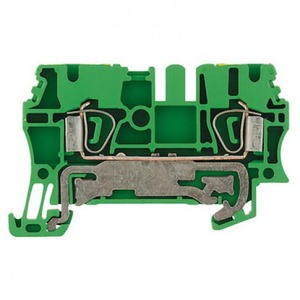 Weidmuller Z-serie aardrijgklem 0,5-2,5mm Groen/geel 1608640000