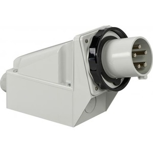 Schneider Electric CEE WANDCONT.STOP 63A 5P 500V 7H IP67