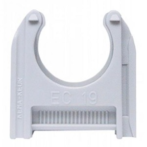 Schnabl Euro-Clip Kabelbuisklem 17,6-18,6mm Kunststof 230219