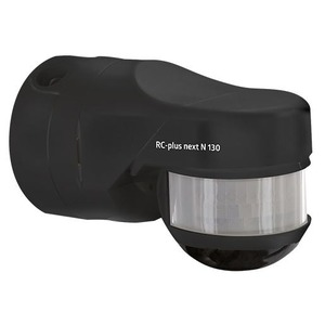 B.E.G. Bewegingsmelder RC-plus next N 130 zwart 130°