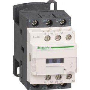 Schneider Electric CONT 9A 1S+1O 208V 50/60HZ