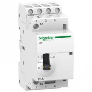 Schneider Electric ICT MAGNEETSCHAKELAAR 4P 4M 25A HAND 230