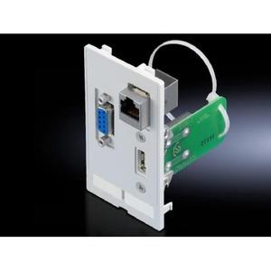 Rittal SZ Interface mod USB uitv A/RJ45/D-sub9
