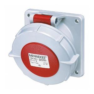 Mennekes INB.WCD 16A 5P 6H 400V IP67 TWINCONTACT