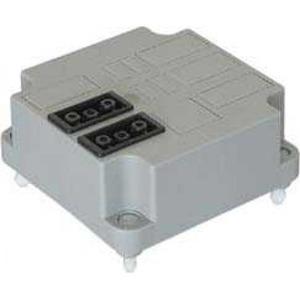 ABB Connectordeksel, 2x3p,+aansluitdraden